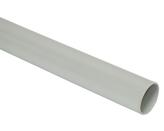 ДКС Труба ПВХ жёсткая гладкая д.50мм, тяжёлая, 3м, цвет серый
