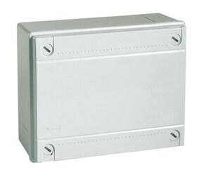ДКС Коробка ответвит. с гладкими стенками, IP56, 100х100х50мм
